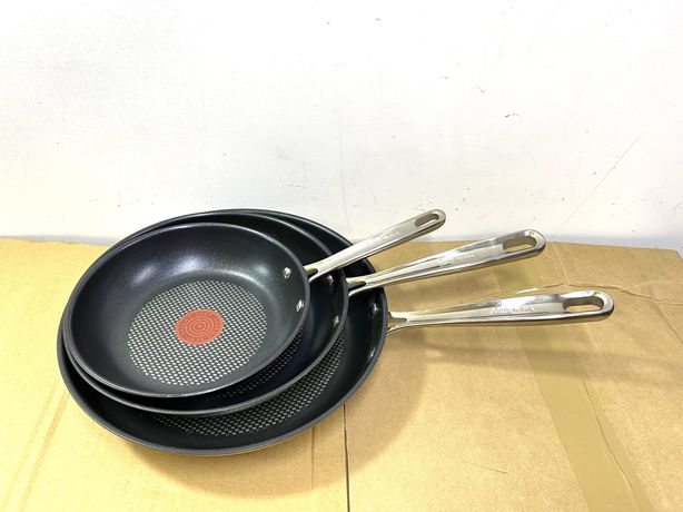 Набор сковородок Tefal Jamie Oliver 20см 24см 28см