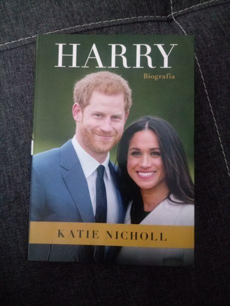 Harry biografia Książka
