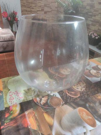 jarra de vidro decoração
