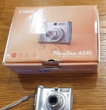 Fajny aparay Canon A530