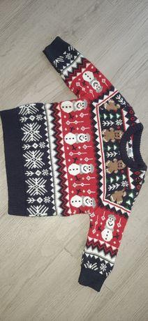 Стильний Різдвяний светр Фірми Waikik