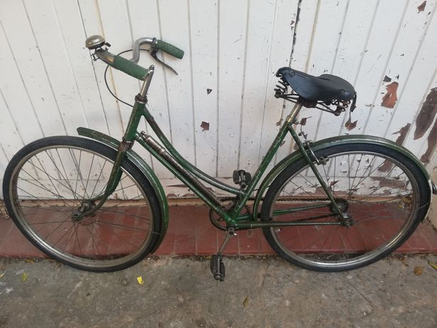 Bicicleta pasteleira