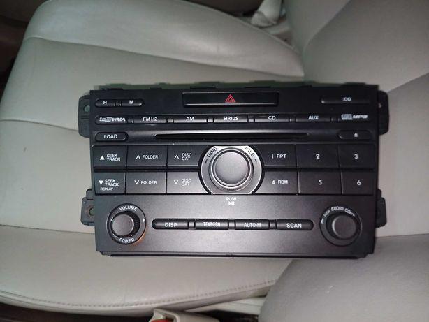 Mazda CX-7 Radio BOSE EH49 66ARX Zmieniarka 6 Płyt MP3 wersja USA