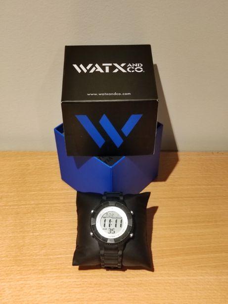 Relógio WATX&CO Preto