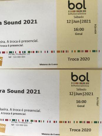 Bilhetes NOS primavera Sound 2022 - Qualquer dia  Desconto 10€