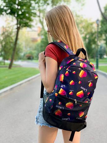 Рюкзак портфель ранец школьный городской