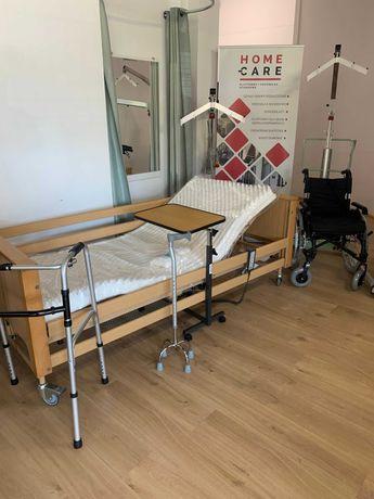 Łóżko rehabilitacyjne Police wynajem Sklep Medyczny NFZ