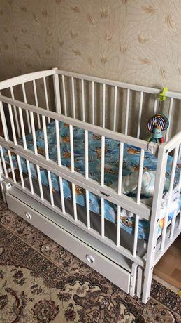 СРОЧНО детская кроватка