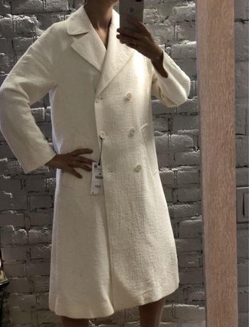 Новое! весенне-летнее пальто из хлопка Zara (cos,massimo dutti, mango)