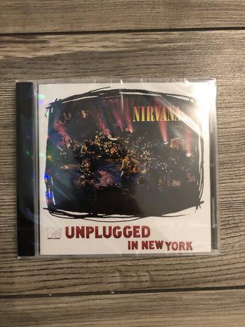 Płyta Nirvana Unplugged in New York