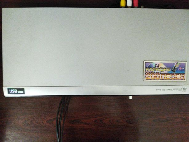 DVD player LG DKU 879