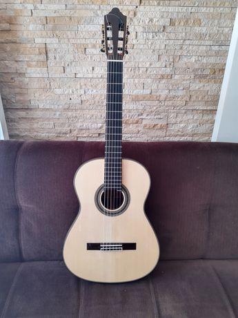 Gitara klasyczna Martinez DF69 z futerałem -  najwyższy model