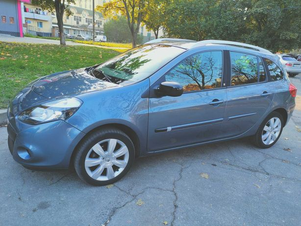 Renault Clio АКП -АВТОМАТИЧЕСКАЯ коробка передач.ГАЗ/БЕНЗИН