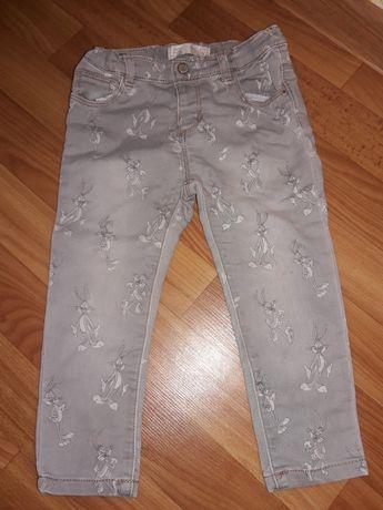 Продам джинсы zara carters H&m