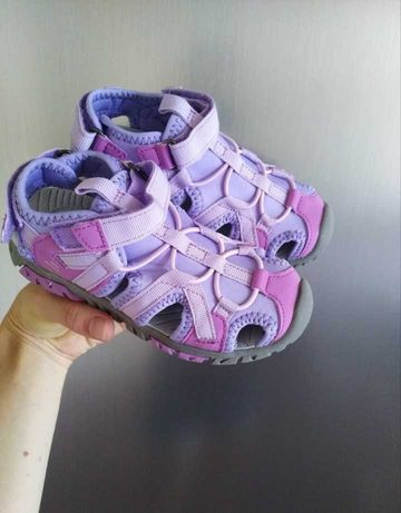 Летние кросовки детские на девочку 27 размер