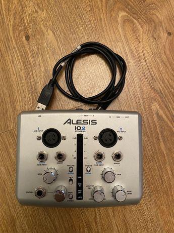 Karta dźwiękowa zewnętrzna Alesis io2