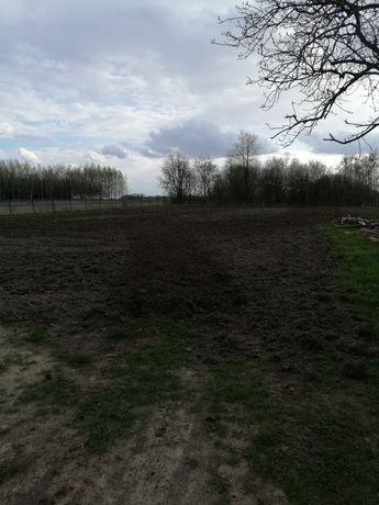 Glebogryzarka spulchnianie niwelacja terenu