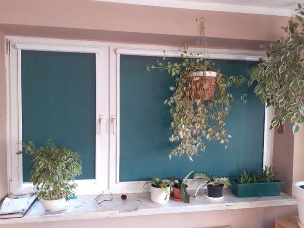 sprzedam okna pcv używane 3 sztuki