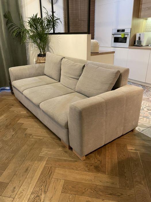Sofa 3-osobowa z funkcją spania Warszawa - image 1
