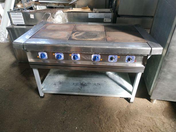 Плита бу электрическая б/у Abat ЭП-6П для кафе ресторана с гарантией