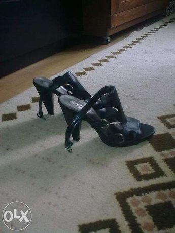 Buty skórzane nowe, nieużywane 38