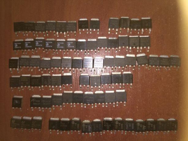 Силовые ключи, корпус TO-252