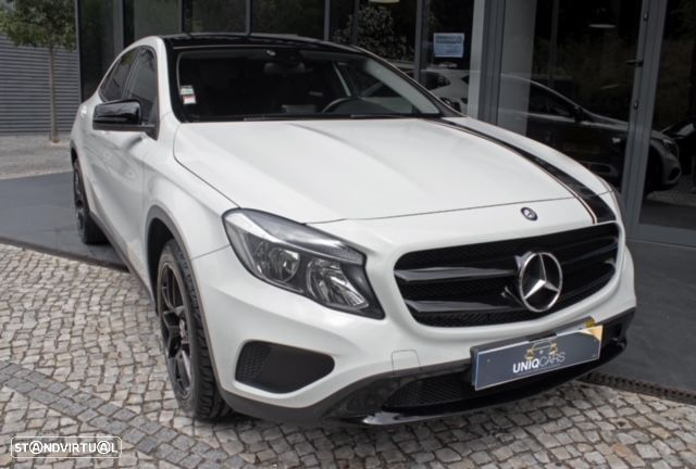 Mercedes-Benz GLA 180 d Style