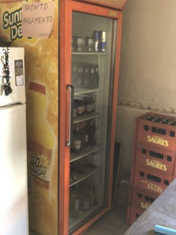 Arca frigorifica vertical
