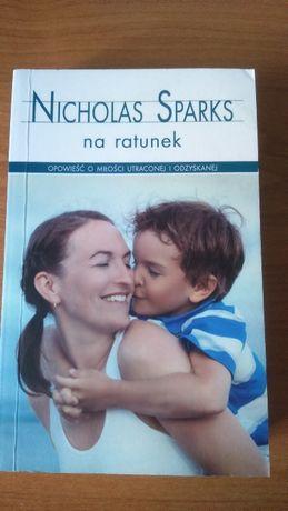 Sprzedam książkę Na Ratunek Nicholas Sparks