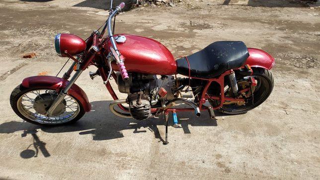 продам Мотоцикл К 750. Новый шлем в подарок
