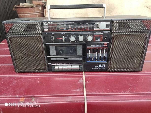 Radio Sharp gf-a3z vintage