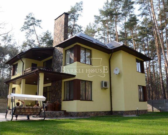 Эксклюзивный дом в Лесной Буче с бассейном и лесом на участке