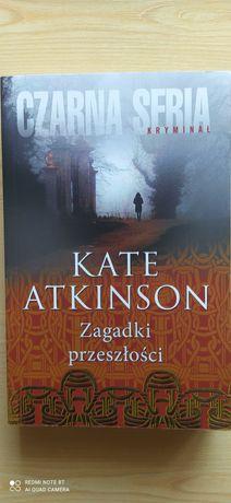 """""""Zagadki przeszłości"""" Kate Atkinson"""
