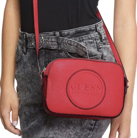 Guess Thornton Logo Camera Bag