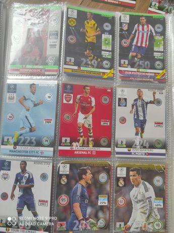 Karty piłkarskie PaniniAdrenalyn