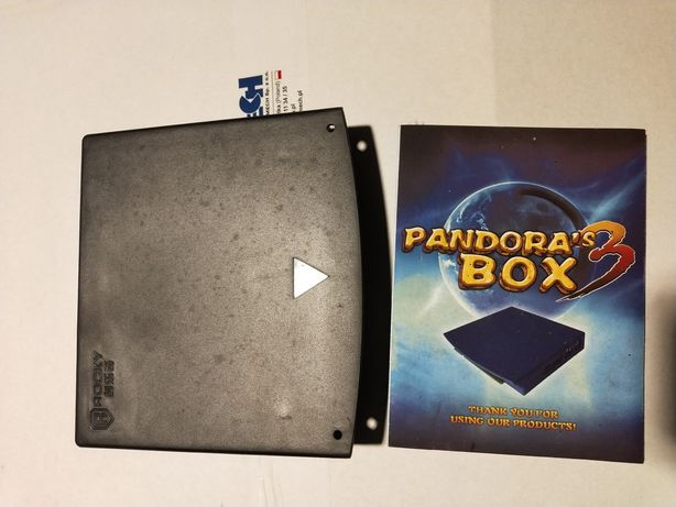 Pandora box 3 , 520 gier. Arcade , klasyka. Złącze Jamma.