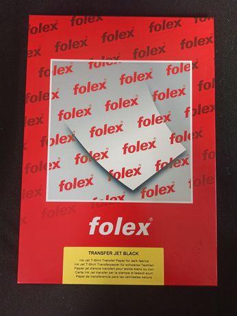 Folex transfer jet Black do naprasowywanek na ubrania ciemne