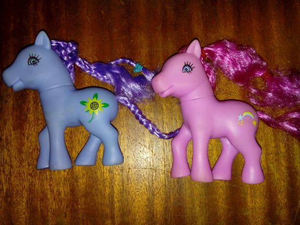 Kucyki koniki pony