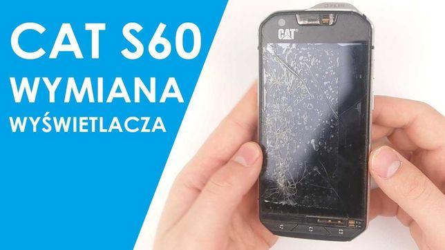 CAT S60 S61 wyświetlacz szybka wymiana w cenie SERWIS GSM Kalisz