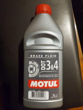 Motul Dot 3/4 0.5л. тормозная жидкость