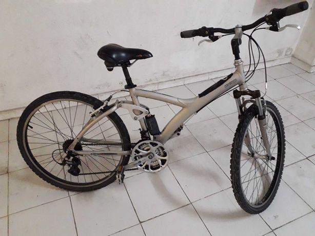 Bicicleta btwin seven