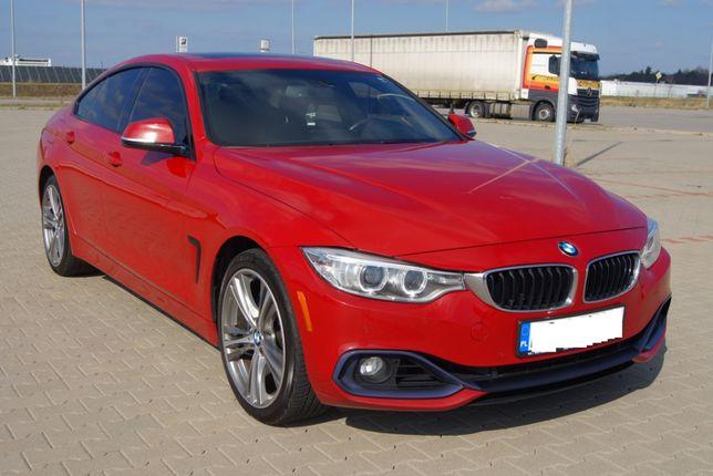 BMW 4 GranCoupe xDrive M Sport