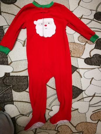 Новогодний костюм, человечек. 24 м./ Костюм на Новый Год Дед Мороз