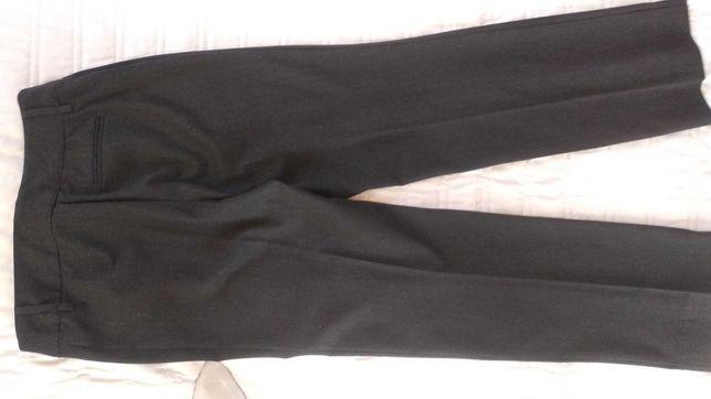 Klasyczne spodnie damskie R38-40