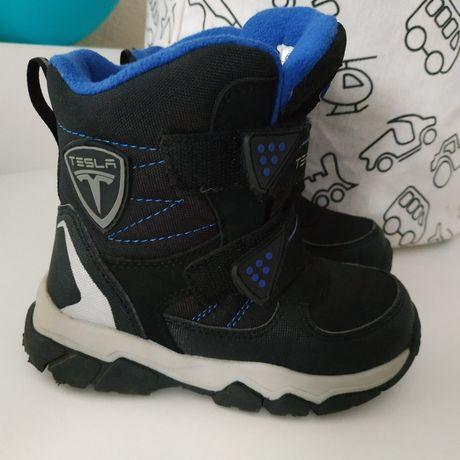 Зимние ботинки B&G 17