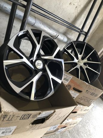 777 Новые диски R17 5/114,3 Toyota CH-R RAV4 Camry 70 55 50 60 40