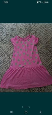 Sukienka hm 110 116