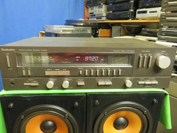 Amplituner Technics SA-222 Super