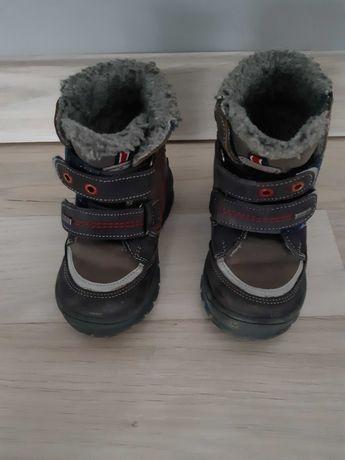Buciki zimowe dla dziecka