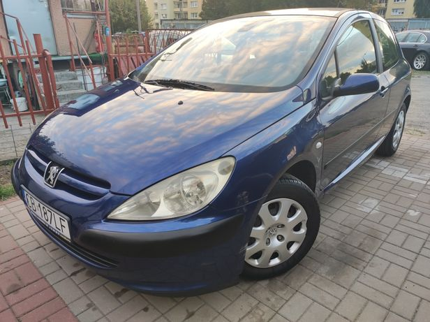 Peugeot 307 1.6 benzyna 2003 rok